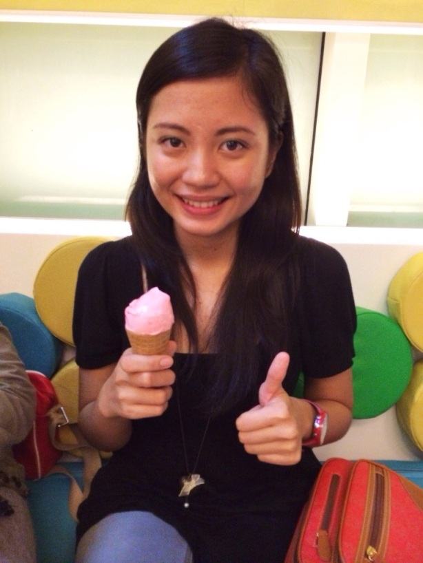 Magnolia Flavor House, 1 Like 1 Scoop, SM North Edsa, Sky Garden