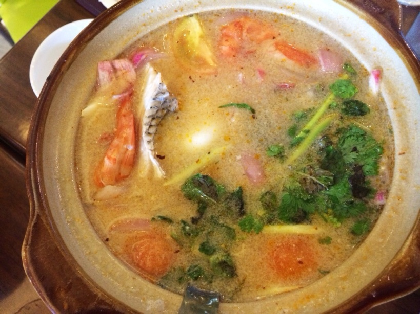 Jatujak, Tom Yum, Mix Seafood