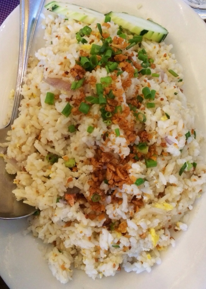 Jatujak, Crab Rice
