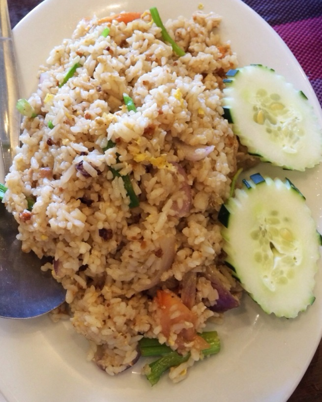 Jatujak, Pork Rice