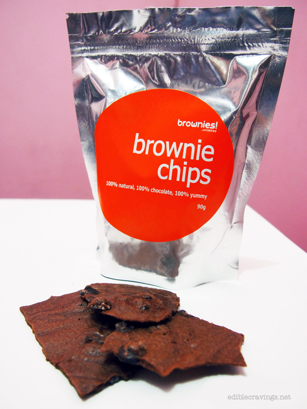 Brownies Unlimited Brownie Chips Bag