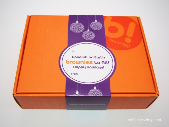Brownies Unlmited Pre-assorted Box of 6