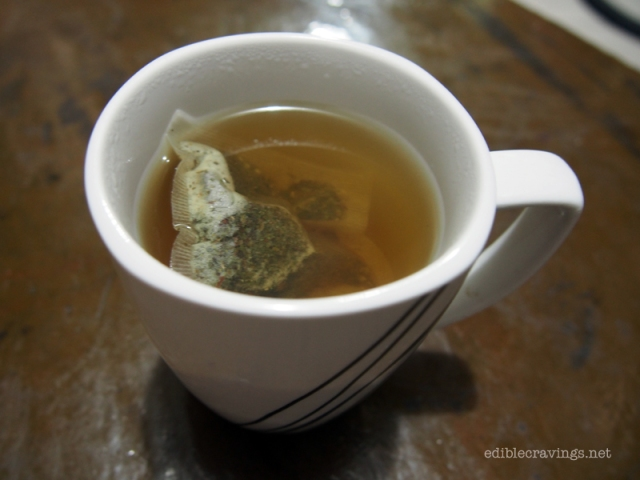 Celestial Seasonings, Decaf Mandarin Orange Green Tea Bag