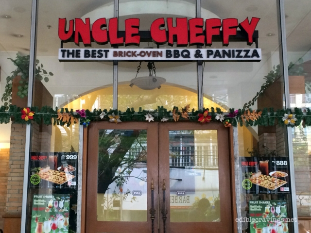 Uncle Cheffy, Robinsons Place Manila