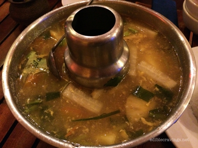 Cambodia Soup Restaurant Cambodian Soup with Chicken