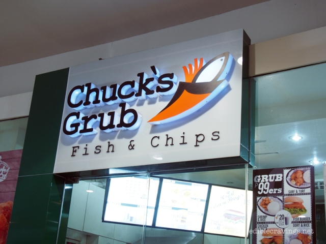Chuck's Grub SM Mall of Asia
