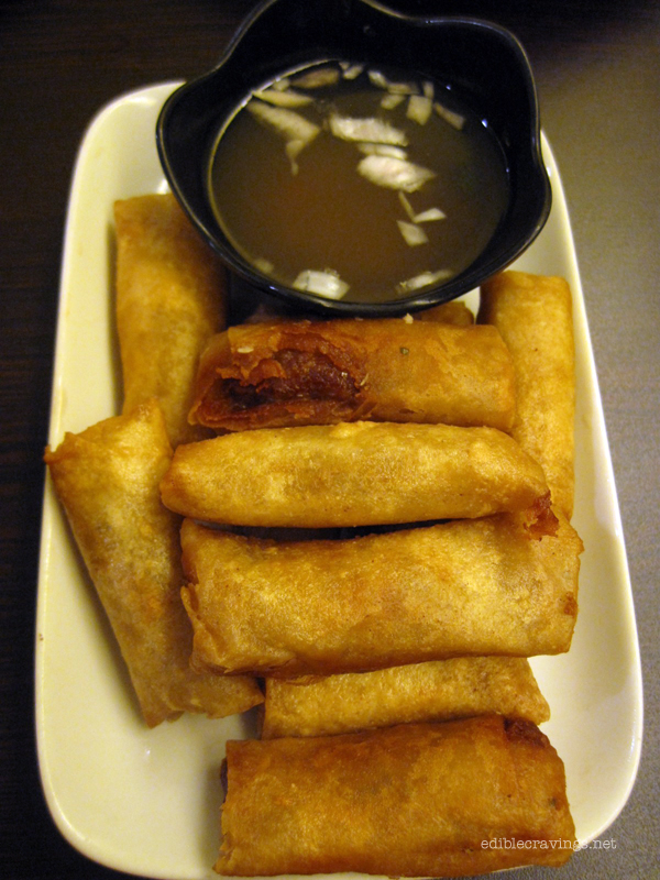 Bugis Fried Spring Rolls