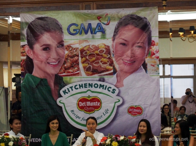 Del Monte Kitchenomics Starts Today Before Eat Bulaga