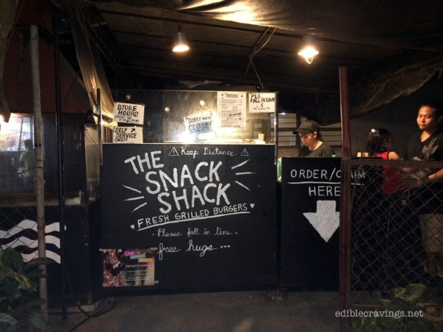 Snack Shack UP Diliman Closes at 7:30PM