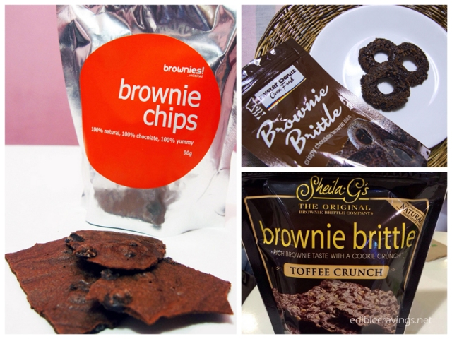 Brownie Brittle Battle