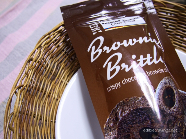 Mister Donut Brownie Brittle Pack