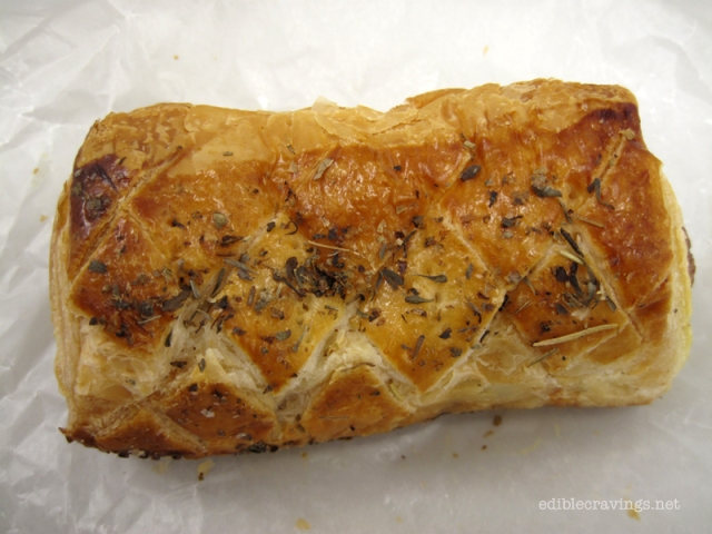 Coffee Belle Sausage Roll