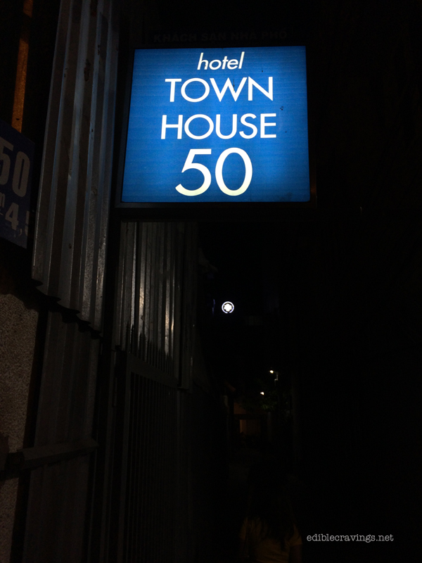 The Town House 50