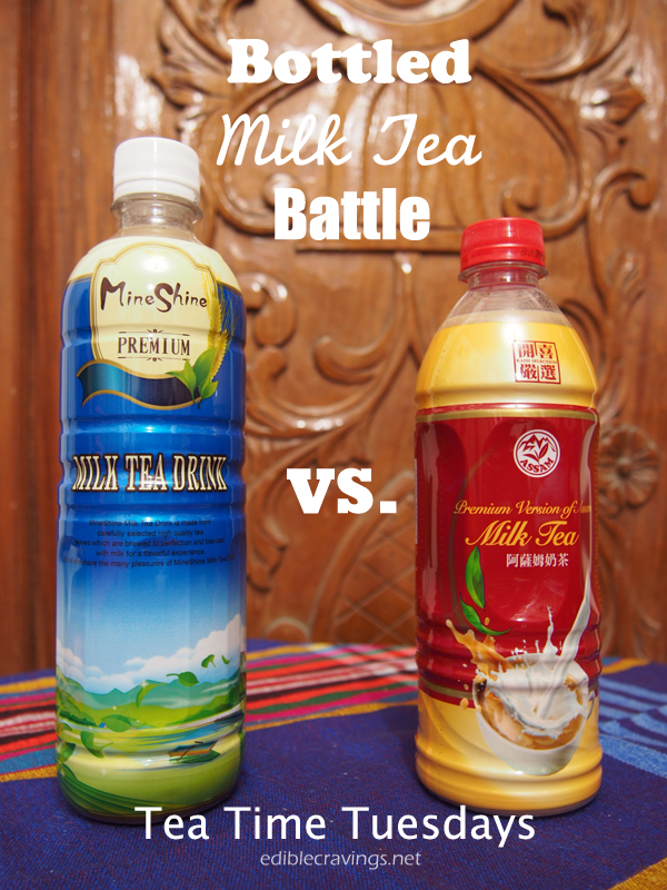 Bottled Milk Tea Battle